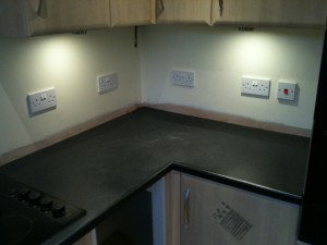 All Domestic Electrical Work undertaken