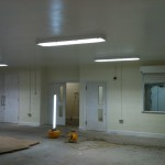 New office installations - Lighting, power & Fire Alarm systems