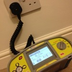 Electrical testing, Inspection & fault finding.