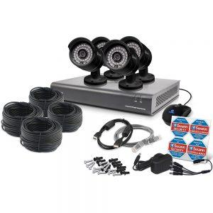 4 camera HD CCTV Mansfield