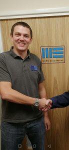 Chris Ward - Electrician in Mansfield